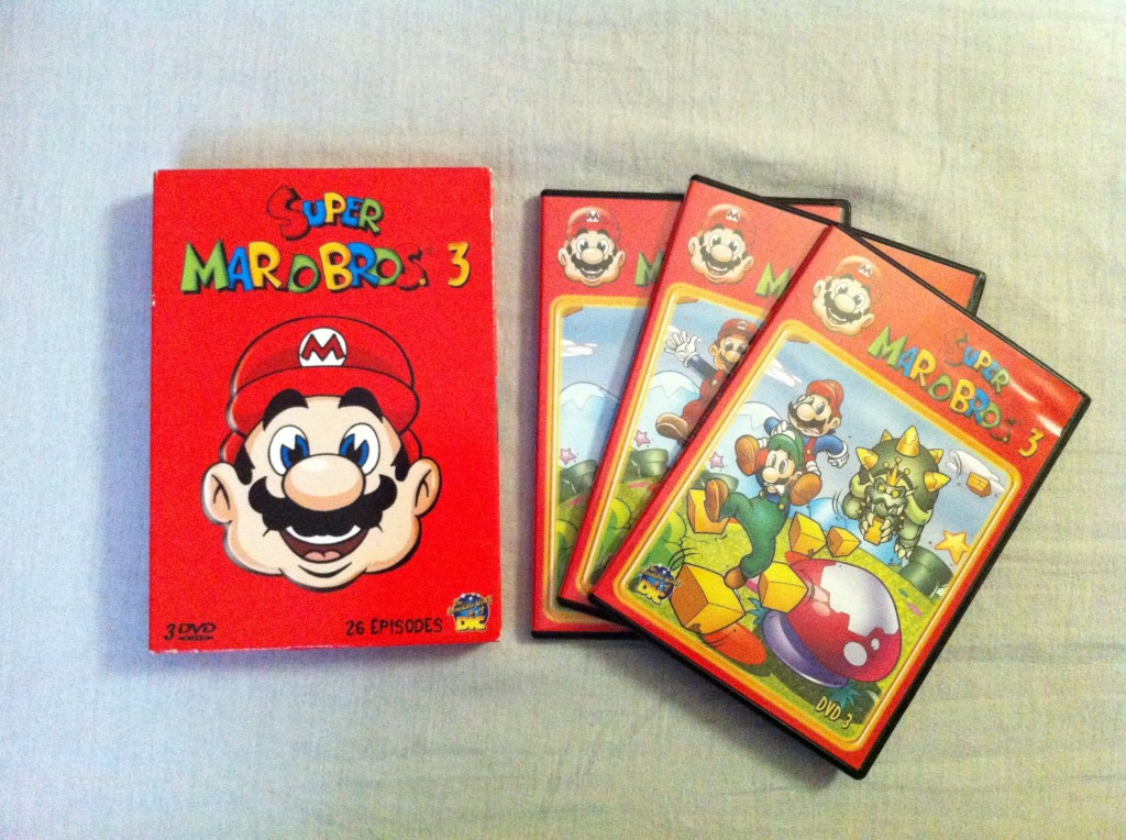 Coffret DVD Super Mario Bros. 3
