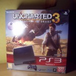 Pack Uncharted 3 PS3 Slim Noir