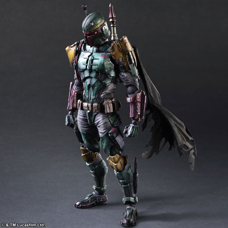 Play Art Square Enix Boba Fett 1