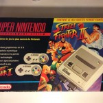 Super Nintendo Street Fighter II Pack