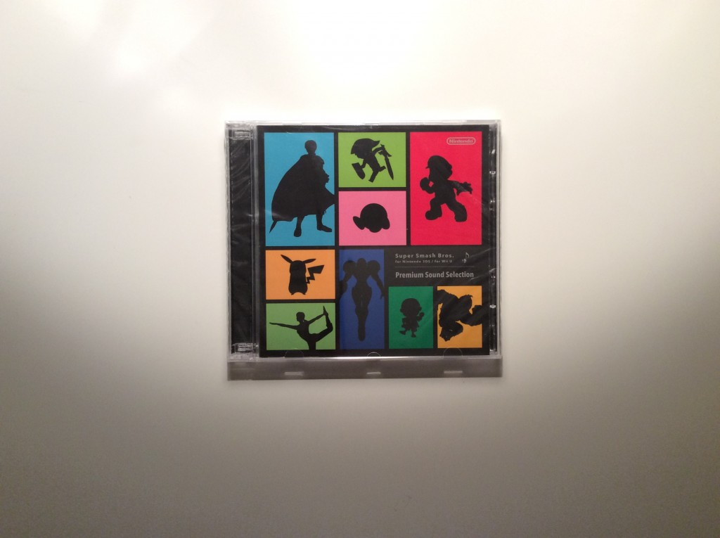 OST Super Smash Bros. for 3DS / for Wii U