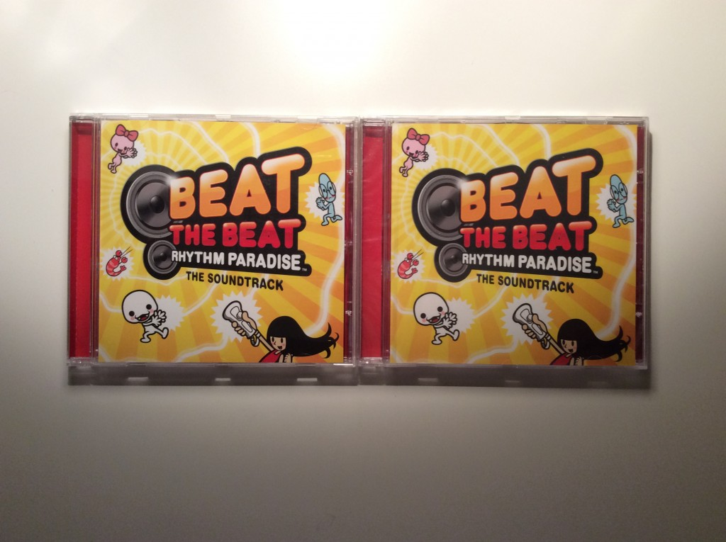 OST Beat the Beat Rhythm Paradise