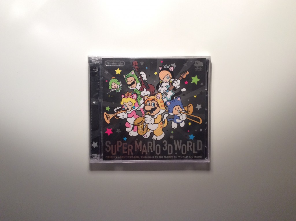 OST Super Mario 3D World