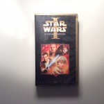 Star Wars I La Menace Fantôme (VHS)
