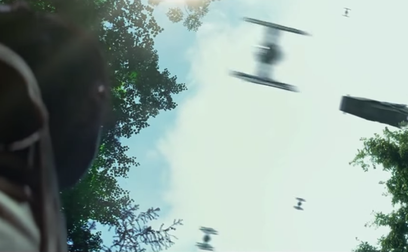 3 teasers du prochain trailer de The Force Awakens