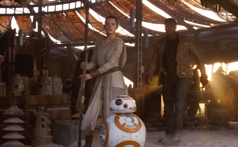 Trailer japonais pour Star Wars The Force Awakens