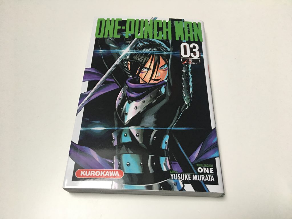 One-Punch Man #3