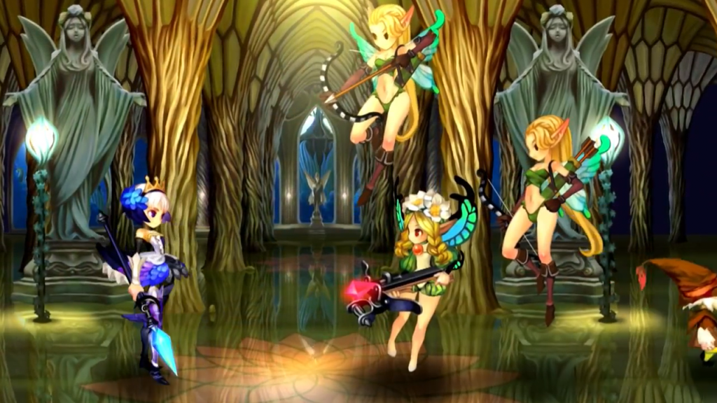 Odin Sphere PS4 Screenshot