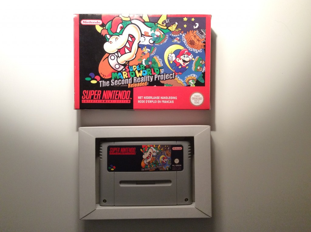 Super Mario World The Second Reality Project Reloaded [Cartmod]