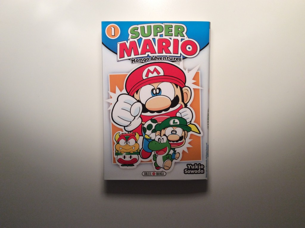 Super Mario Manga Adventures #01