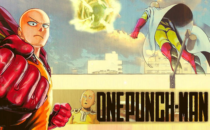 Découverte de One-Punch Man