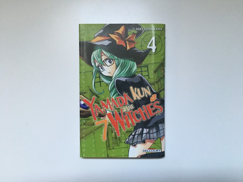 Yamada Kun & the Seven Witches #04