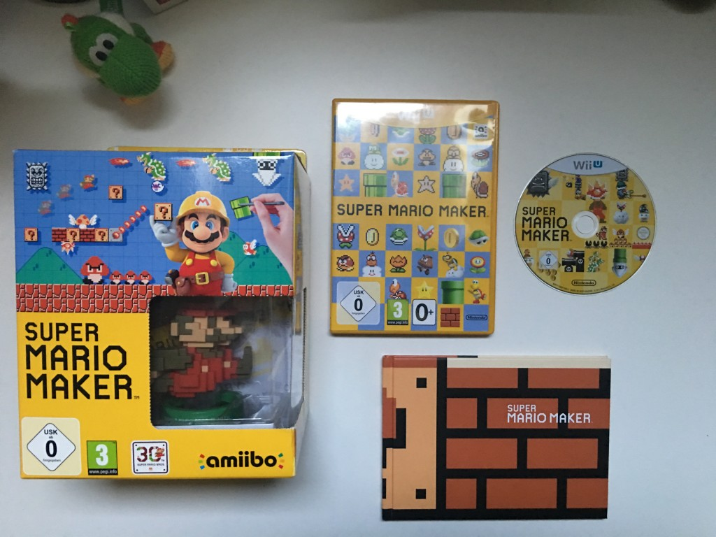 Super Mario Maker (Pack Amiibo)