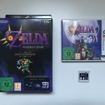 The Legend of Zelda Majora's Mask 3D Limited Edition