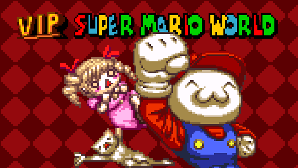 Super Mario World VIP & Wall & Alaska Mix