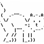 small-ascii-art